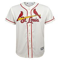 Boys 8-20 Majestic St. Louis Cardinals Replica Jersey