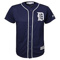 Boys 8-20 Majestic Detroit Tigers Replica Jersey