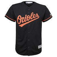Boys 8-20 Majestic Baltimore Orioles Replica Jersey