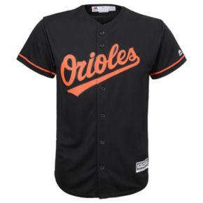 Boys 8-20 Majestic Baltimore Orioles Replica Jersey