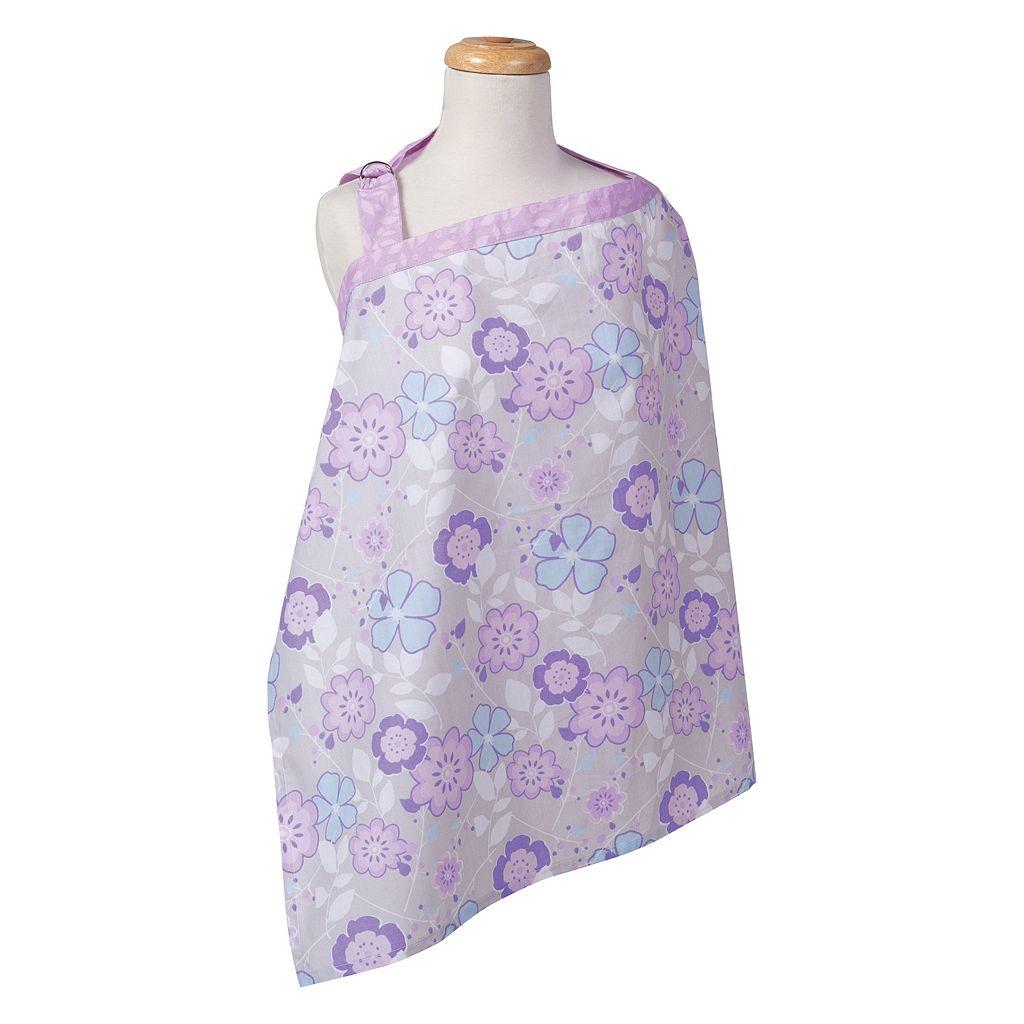 Trend Lab Grace Floral Nursing Cover