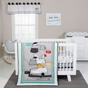 Trend Lab Hello 4 pc Crib Bedding Set