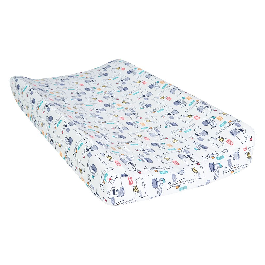 Trend Lab Hello 4-pc. Crib Bedding Set