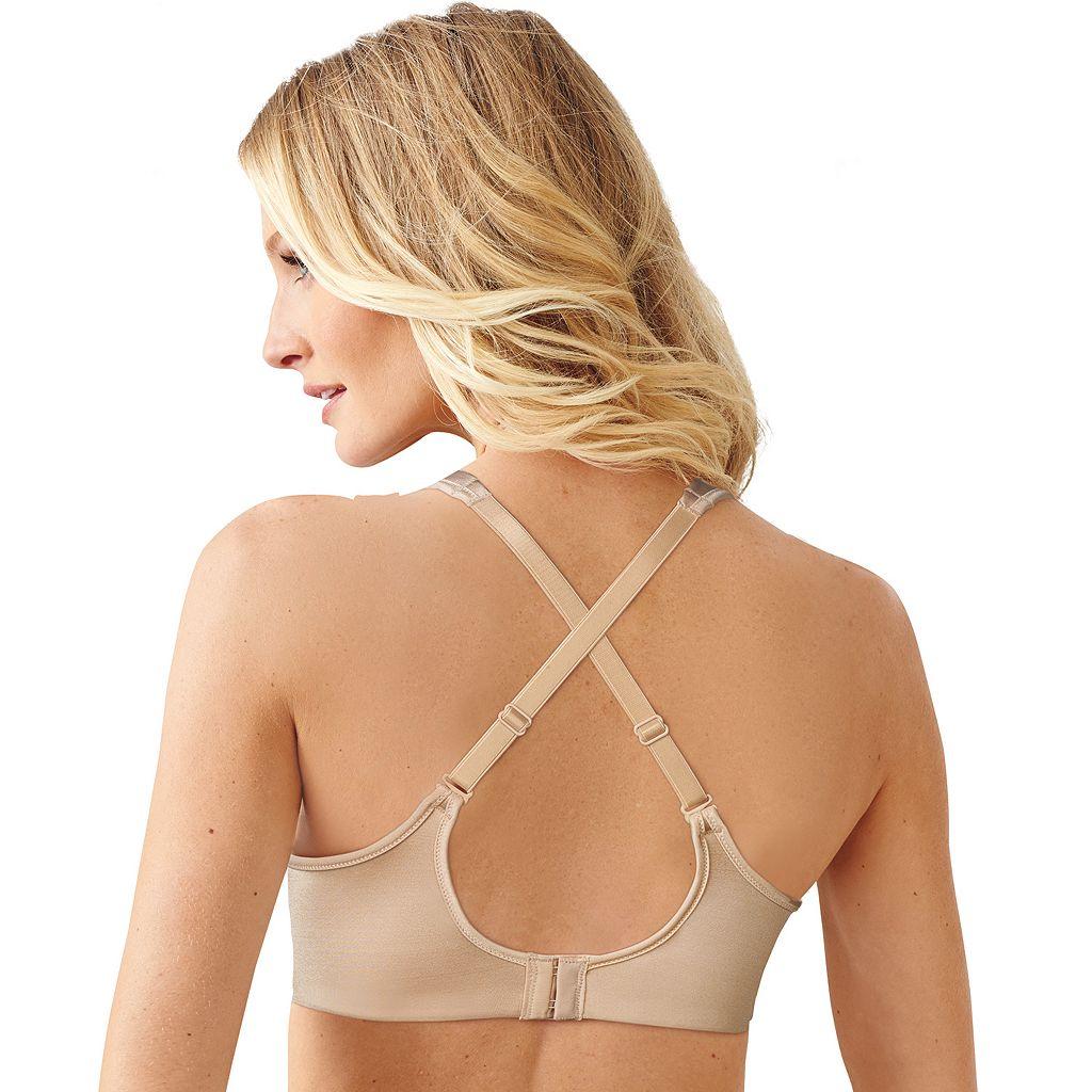 Bali Bra: One Smooth U Lace Wire-Free Full-Figure Bra 6546
