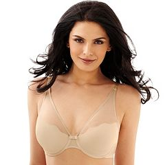Bali Bra: Sheer Sleek Desire Natural Lift Bra 6544