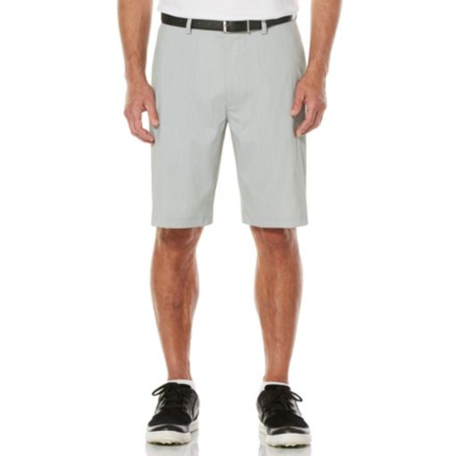 Men's Grand Slam Comfort Stretch Herringbone Performance Golf Shorts