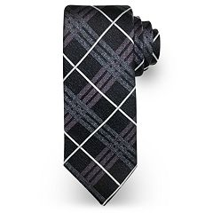 Men's Haggar Plaid Tie