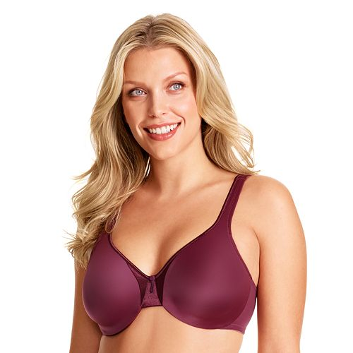 736c8c3cf04a2 Olga Bra  Signature Support Satin Full-Figure Full-Coverage Bra 35002 -  Women s