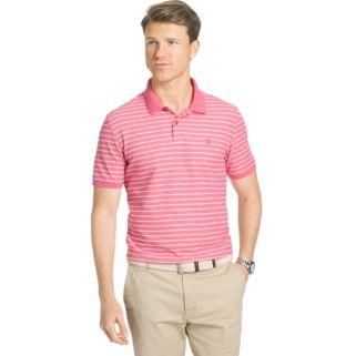 Men's IZOD Advantage Classic-Fit Striped Performance Polo