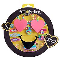 Girls 5-16 Emoji 118-pc. Accessory Set