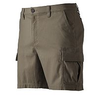 Men's Croft & Barrow® True Comfort Classic-Fit Twill Performance Cargo Shorts