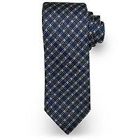 Men's Haggar Grid Tie