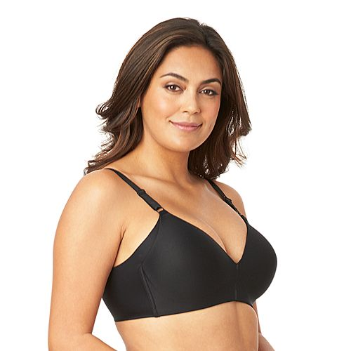 Olga Bra No Side Effects Wire Free Full Figure Contour