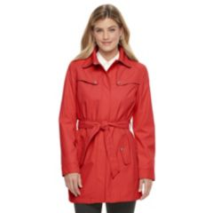 Womens Red Trench Coats & Jackets - Outerwear Clothing | Kohl's