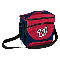 Logo Brand Washington Nationals 24-Can Cooler