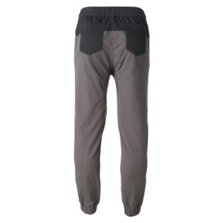 Men's Silver Lake Woven Colorblock Jogger Pants