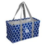 Logo Brand Los Angeles Dodgers Picnic Caddy