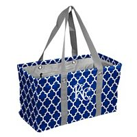 Logo Brand Kansas City Royals Quatrefoil Picnic Caddy