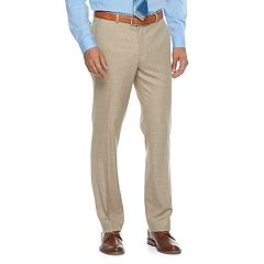 Men's Apt. 9® Premier Flex Extra-Slim Fit Flat-Front Suit Pants