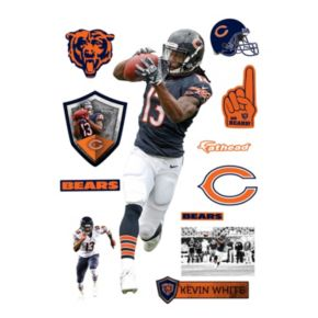 Chicago Bears Kevin White Wall Decal by Fathead