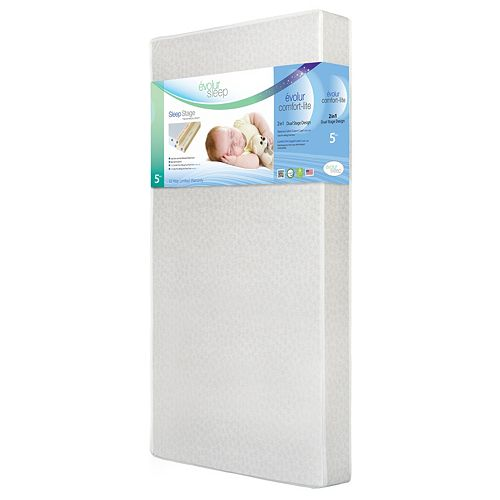 Evolur Sleep Dual Stage Comfort-Lite Foam Mattress