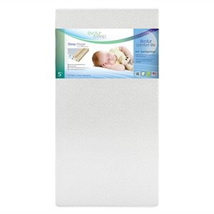 Evolur Sleep Dual Stage Comfort-Lite Foam Mattress