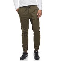 Men's Silver Lake Stretch Heather Jogger Pants