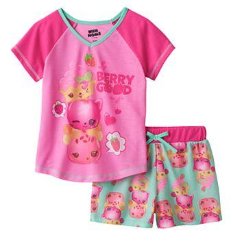 Girls 4-12 Num Noms Strawberry Froyo, Raspberry Jelly & Creamy Pop