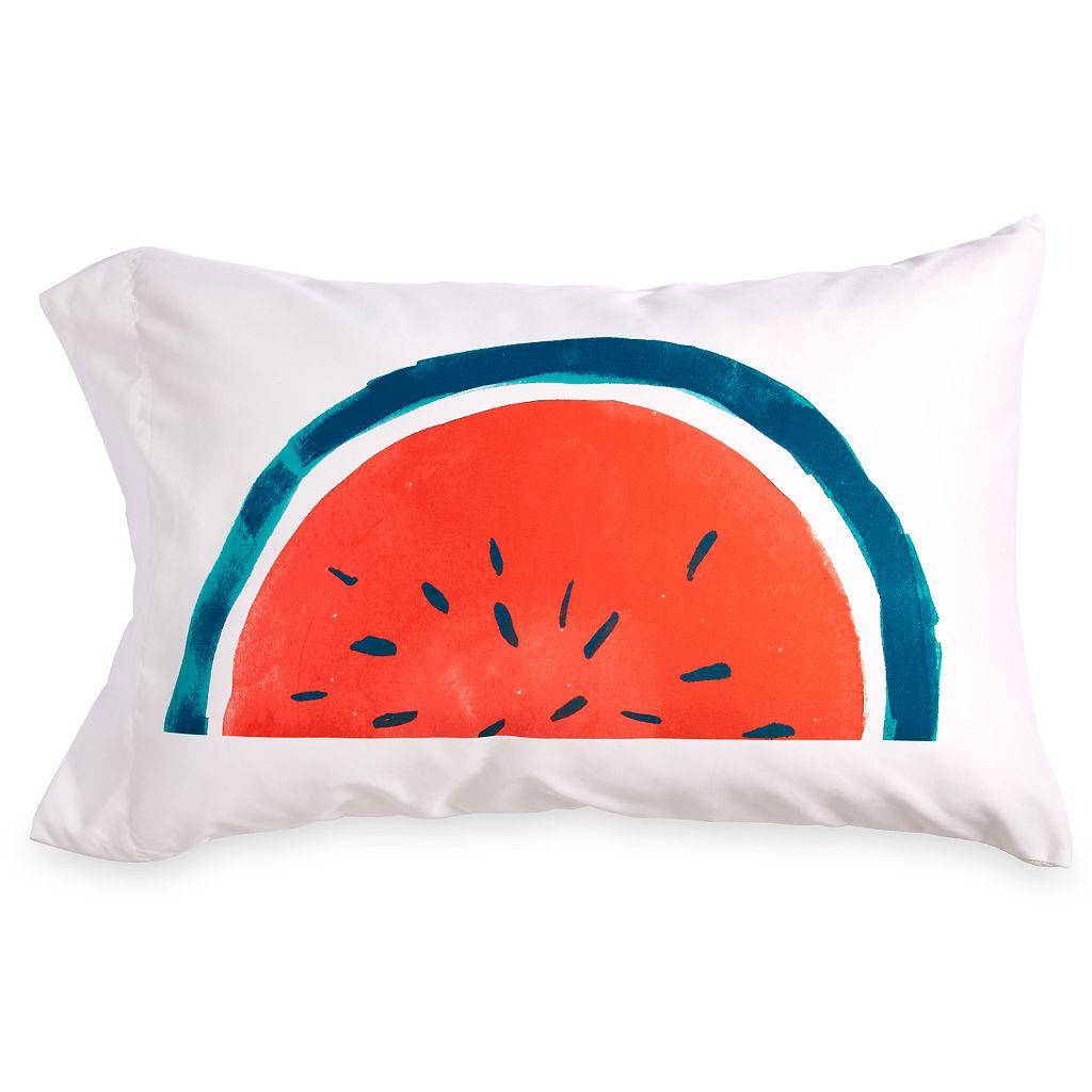 Scribble Watermelon Pillowcase