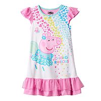 Girls 4-8 Peppa Pig