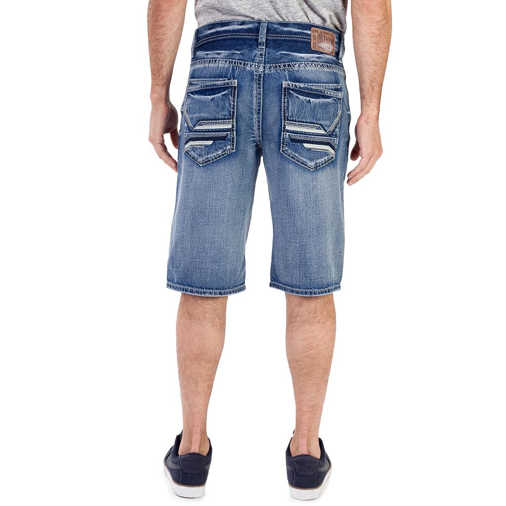 Men's Axe & Crown Relaxed Denim Shorts