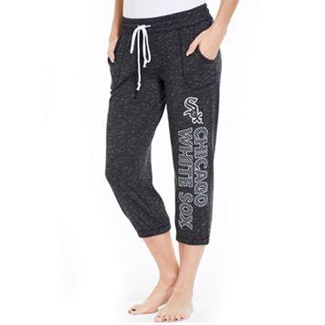 Women's Concepts Sport Chicago White Sox Ringer Capri Pants