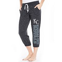 Women's Concepts Sport Kansas City Royals Ringer Capri Pants