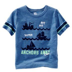 Toddler Boy OshKosh B'gosh® Short Sleeve Applique Graphic Tee