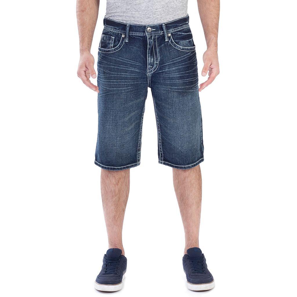Men's Axe & Crown Luigi Denim Shorts