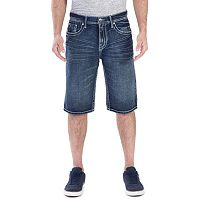 Men's Axe & Crown Luigi Denim Shorts