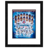 """Chicago Cubs 2016 World Series Champions 22"""" x 18"""" Framed Photo"""
