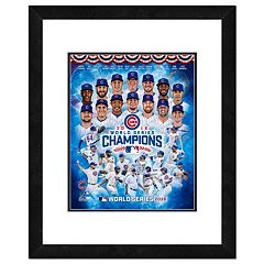 Chicago Cubs 2016 World Series Champions 22' x 18' Framed Photo