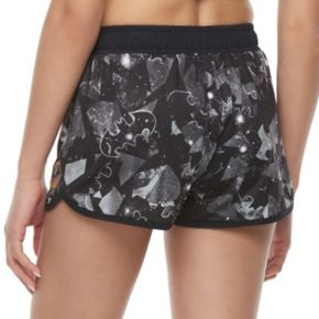 Juniors' Her Universe Batman Print Running Shorts by DC Comics