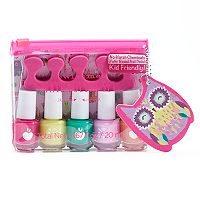 Simple Pleasures 7-pc. Adventure Awaits Mini Nail Polish Set