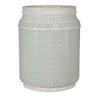 Creative Bath Nomad Ceramic Wastebasket