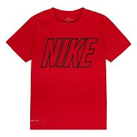 Toddler Boy Nike Dri-FIT Swoosh Ombre Tee