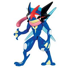 Pokémon Greninja Action Figure