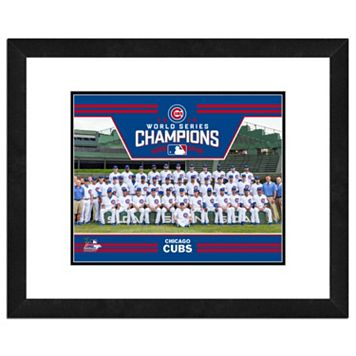 Chicago Cubs 2016 World Series Champions Team Sit Down 22