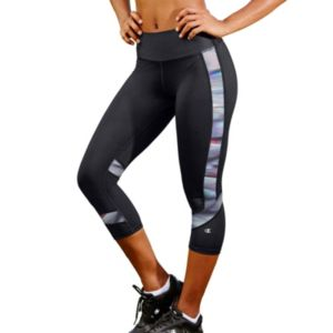 Women's Champion Absolute Colorblock Yoga Capris