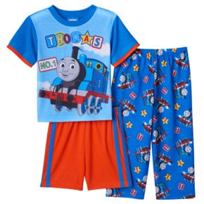 Toddler Boy Thomas the Tank Engine 3-pc. Pajama Set