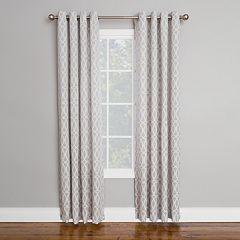 Corona 1-Panel Addison Window Curtain