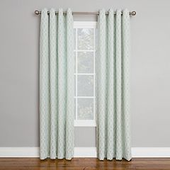 Corona 1-Panel Addison Window Curtain
