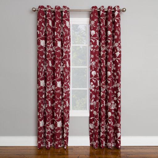 Corona Brixton Window Curtain