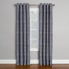 Corona 1-Panel Beverington Window Curtain